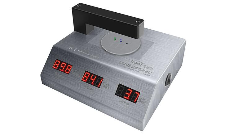 防辐射眼镜透过率的测量-蓝紫光测试仪