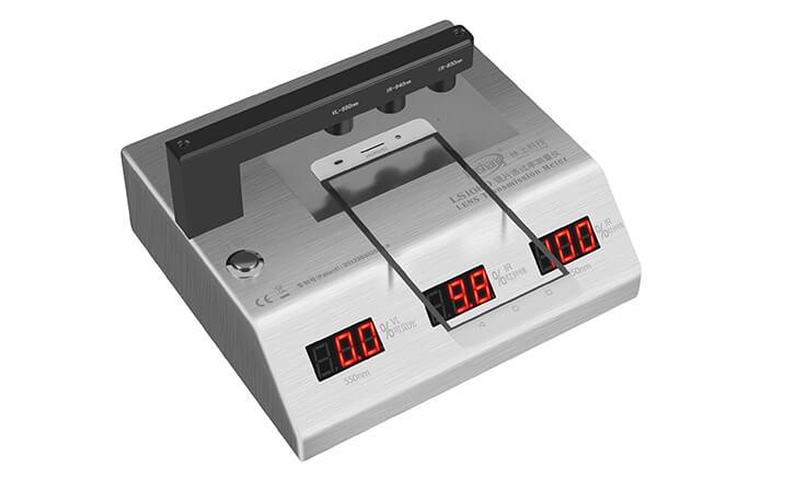 镜片透光率测量仪