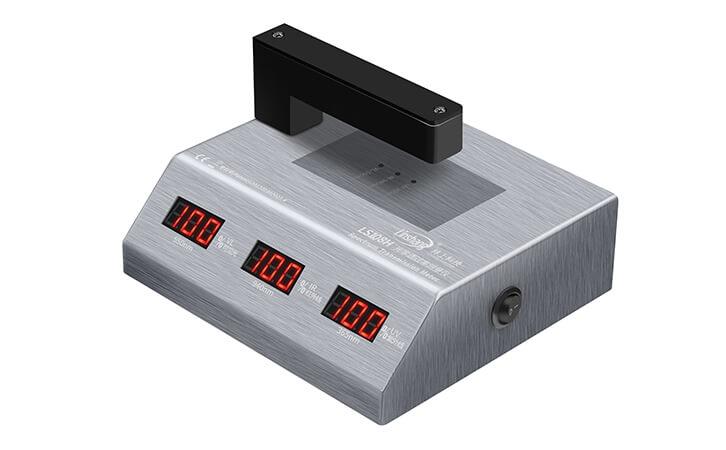 光学透过率测量仪测试亚克力材料的透过率
