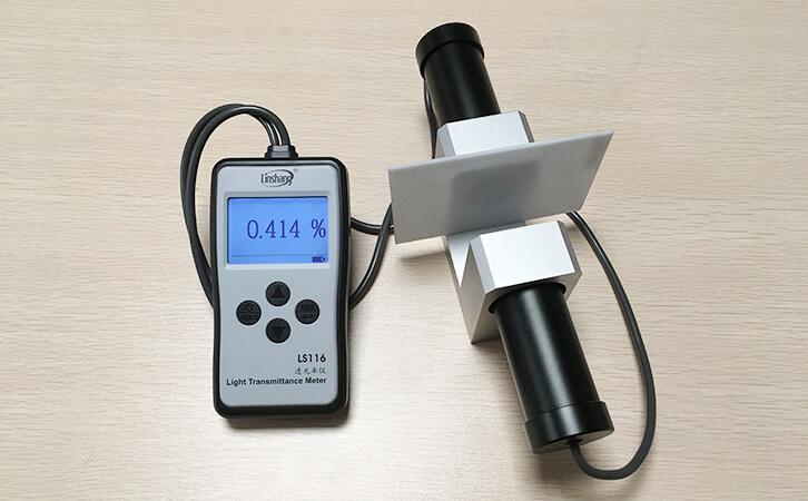 高精度透光率测试仪
