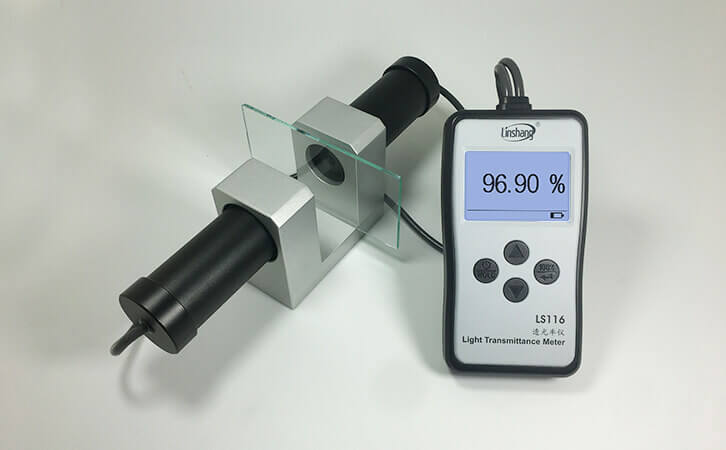 透光率测试仪LS116测试超白玻璃