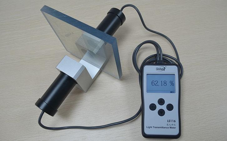 透光率测试仪LS116测量亚克力