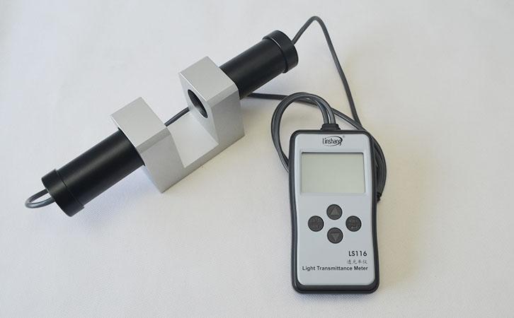 透光率计可以用来测量烟雾浓度吗?