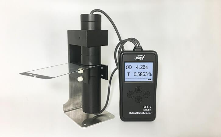 透光率测试仪测试手机盖板