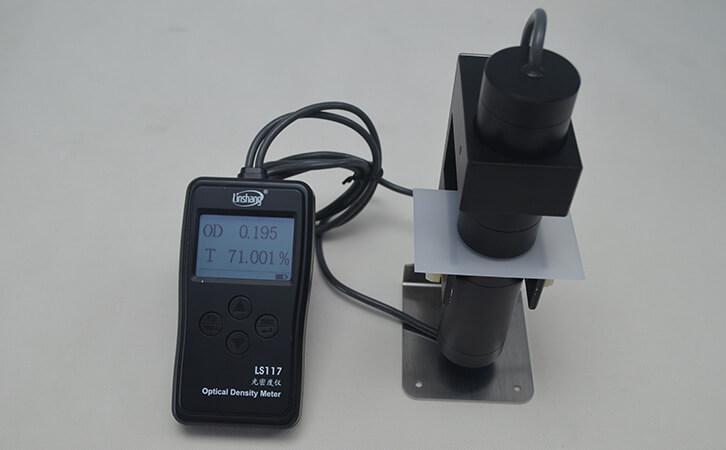 LS117雾状材料透光率仪
