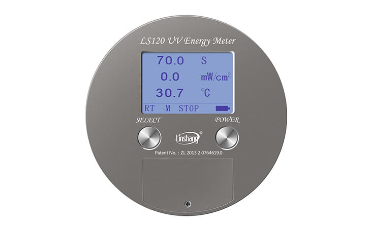 LS120 UV能量计