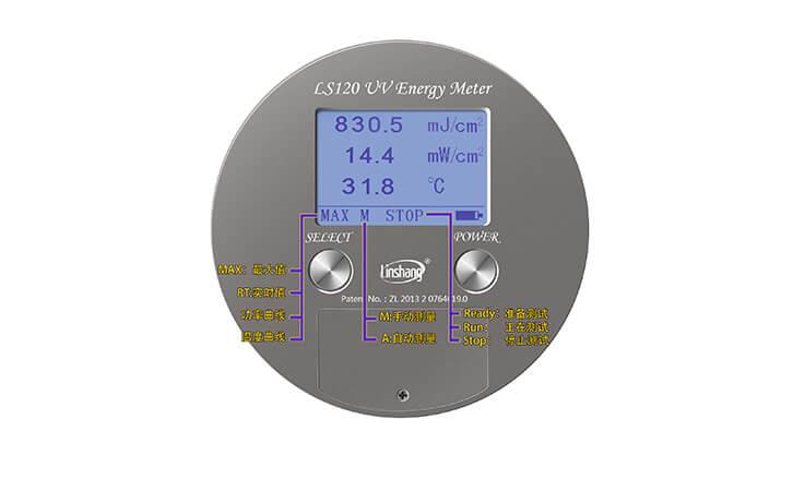 UV能量计