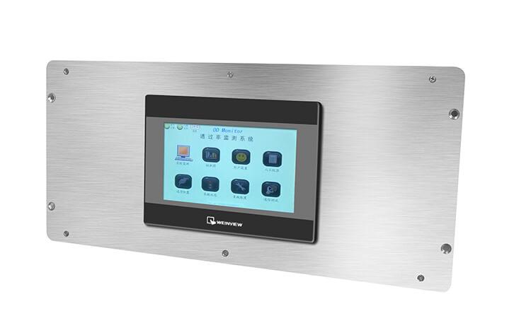 隆鑫烫金材料有限公司定制的真空镀膜在线测试仪