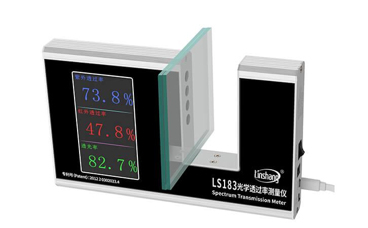隔热涂料的原理与透过率测量仪的使用