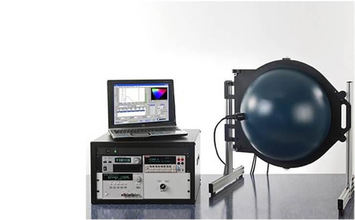 配积分球的玻璃透光率测试仪