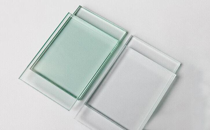 浮法玻璃和超白玻璃
