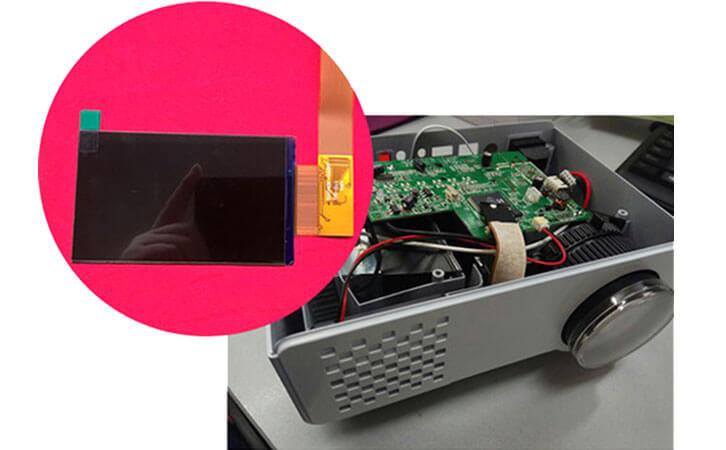 投影仪液晶屏