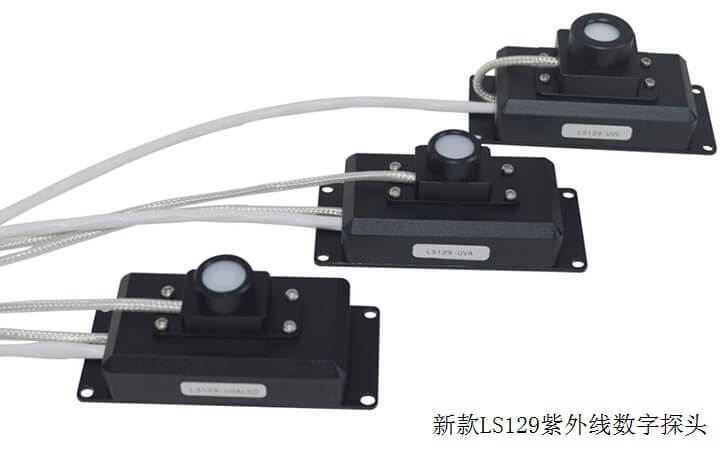 新款智能通讯紫外线数字探头LS129