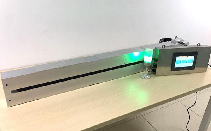 非接触式膜厚测试仪-蔚蓝科技定制款出货