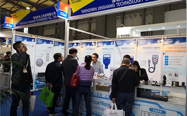 林上科技参展的第32届中国国际表面处理展圆满落幕