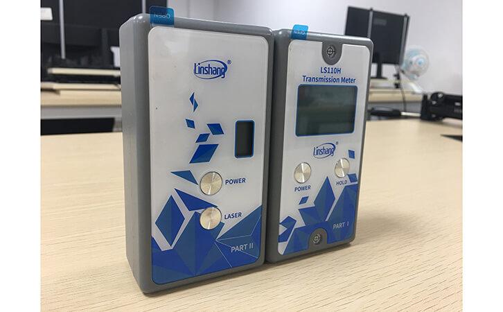 汽车贴膜和透光性能测试-分体式太阳膜测试仪