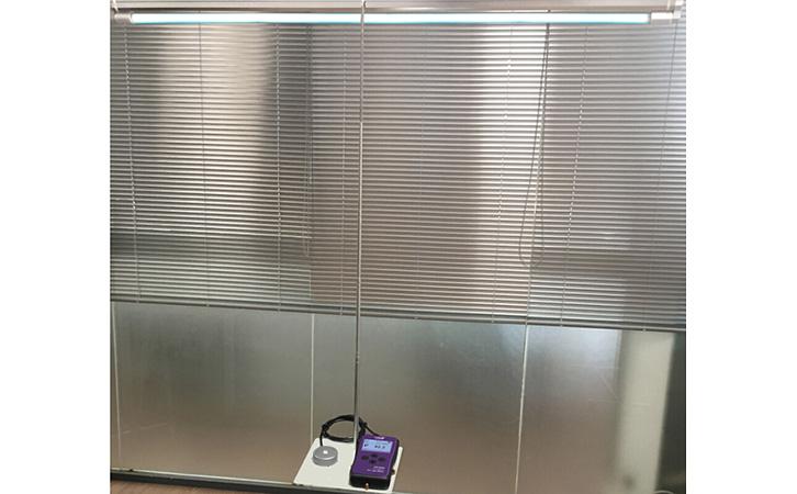 医院紫外线灯强度检测方法