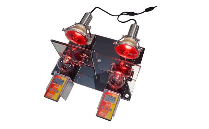 南玻集团定制款双灯节能演示仪套