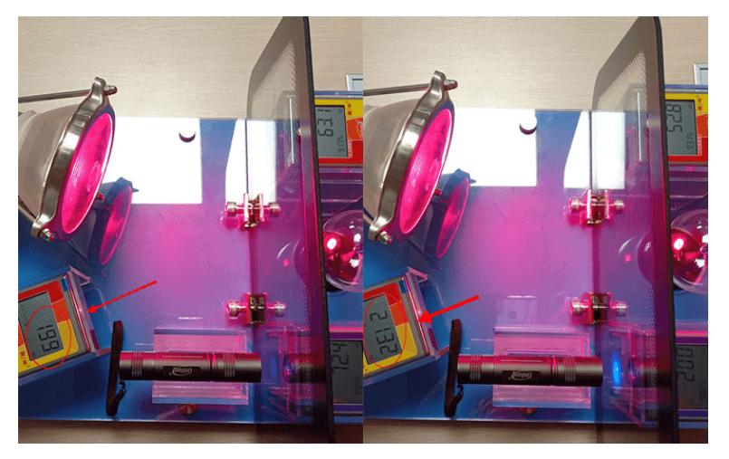 FS2150太阳膜隔热演示仪