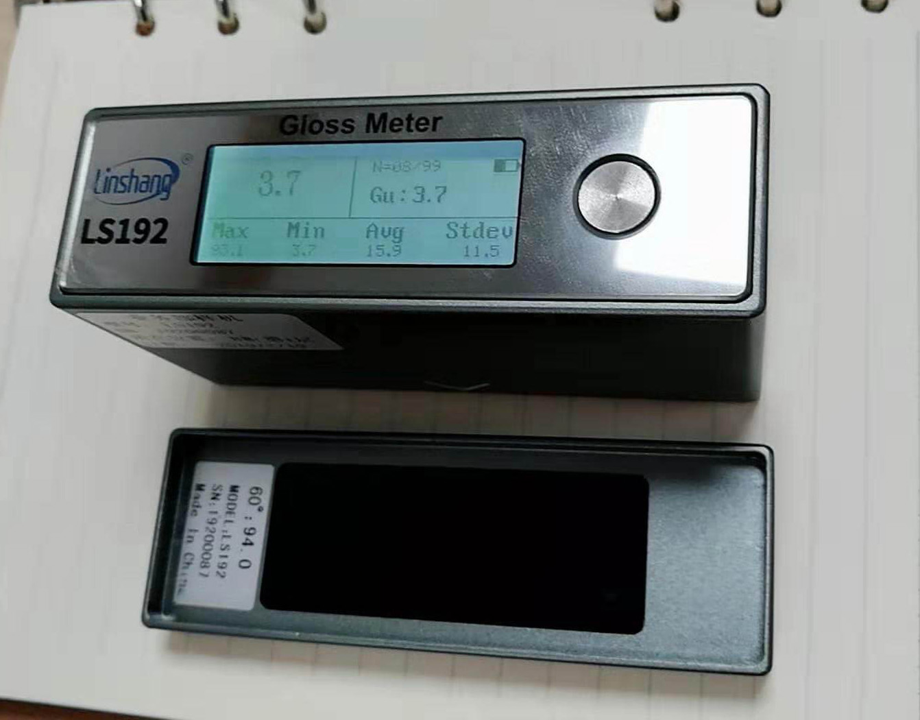 光泽度测试仪标准版