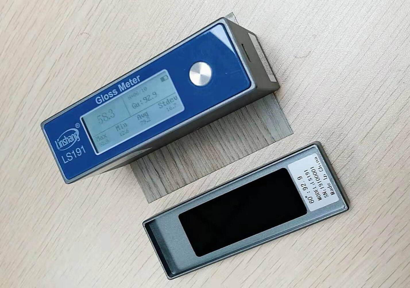 镜像光泽度测试仪