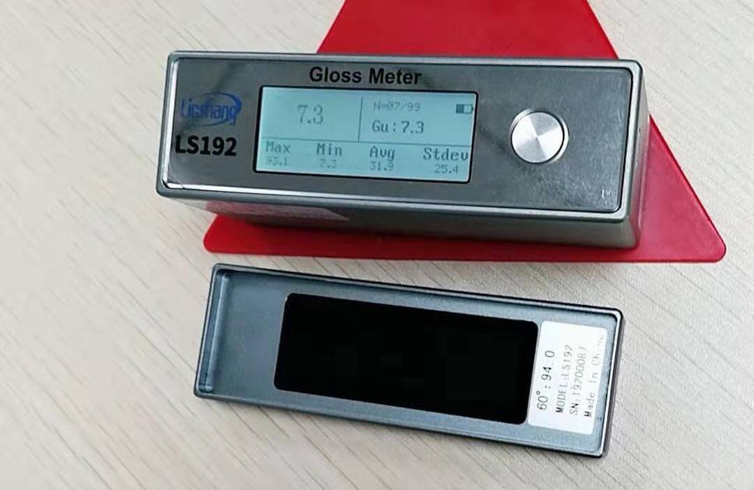 林上光泽度测试仪的常见使用错误和问题列表