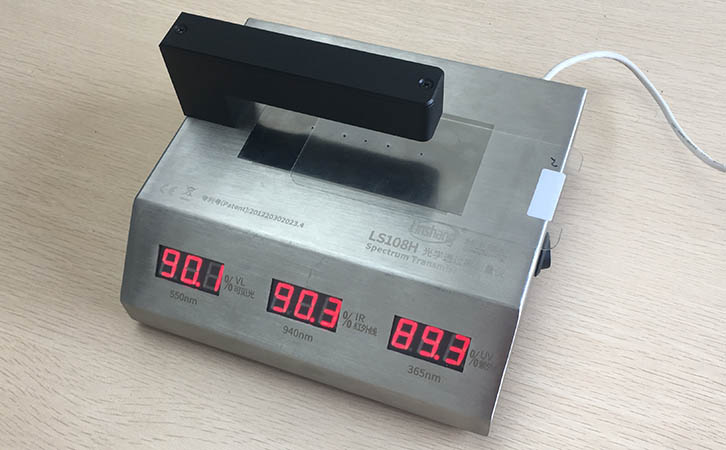 LS108H透光率测试仪