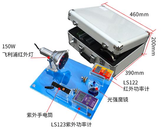 SK1150太阳膜隔热演示仪配件明细