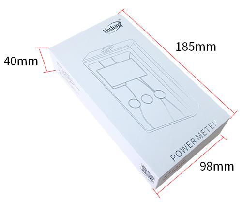 LS123紫外线能量接收仪包装盒