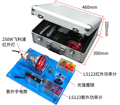 SK1250隔热膜透射套件配件明细