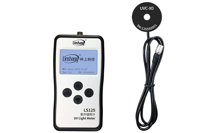 LS125主机+UVC-X0探头