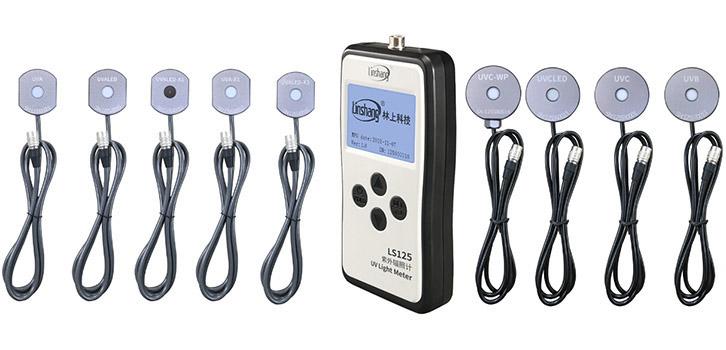 紫外线强度监测仪LS125