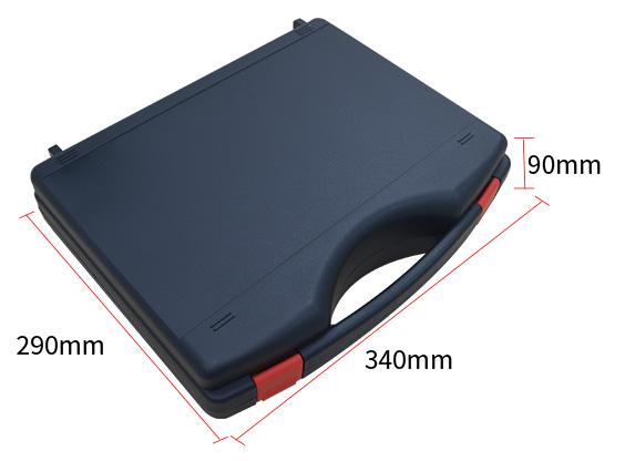 LS126C紫外辐照计包装箱展示