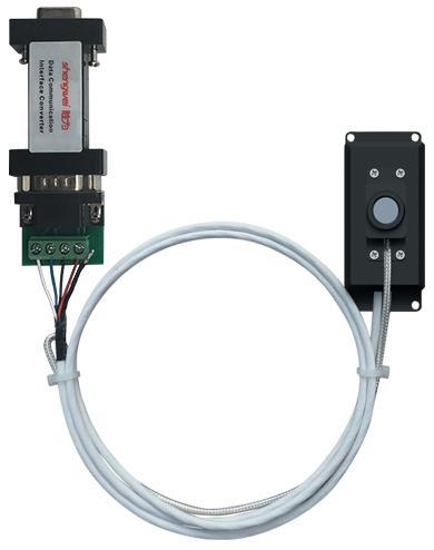 LS129与RS232转换器连接方式