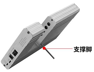 LS183紫外线透过率测试仪支撑杆展示
