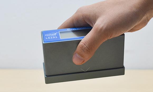 LS191光泽度测试仪尺寸大小展示