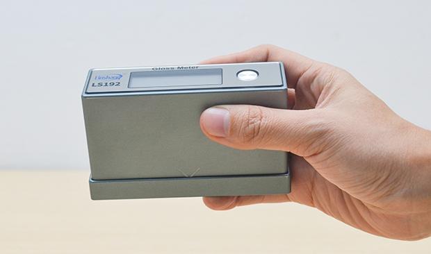 LS192便携式光泽度计尺寸展示