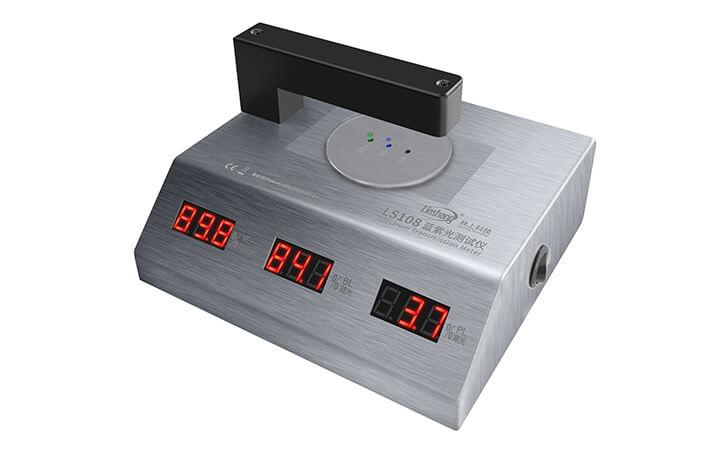 蓝紫光测试仪LS108检测镜片