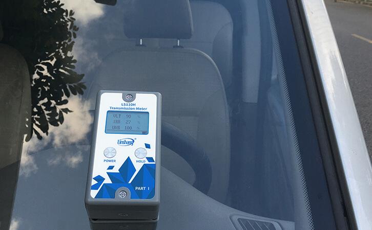 汽车前挡太阳膜测试仪