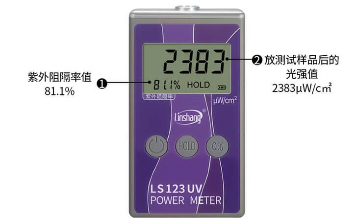 紫外功率计