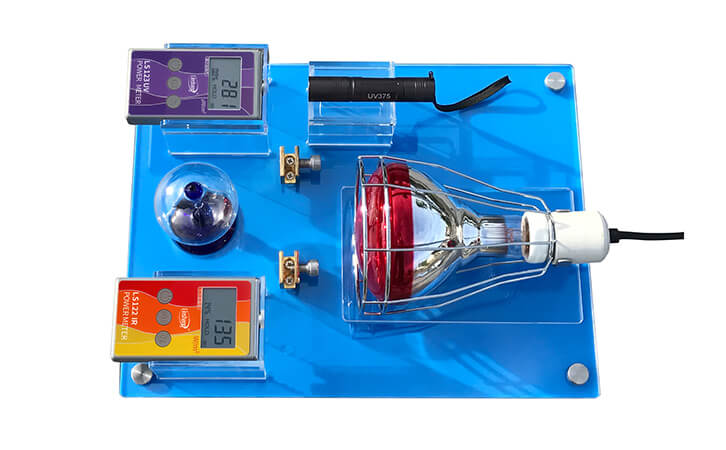SK1250太阳膜隔热演示仪