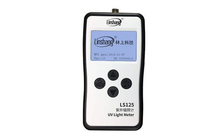 LS125多探头紫外辐射照度计主机