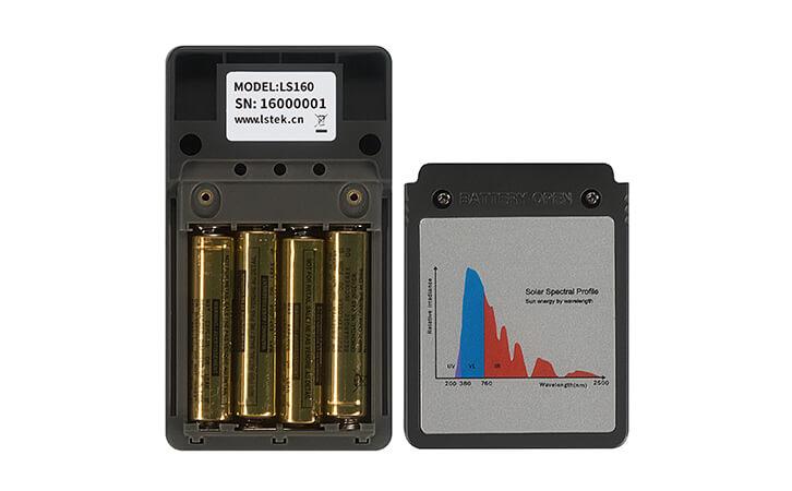 便携式隔热膜测试仪电池