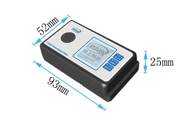 便携式隔热膜测试仪外形尺寸