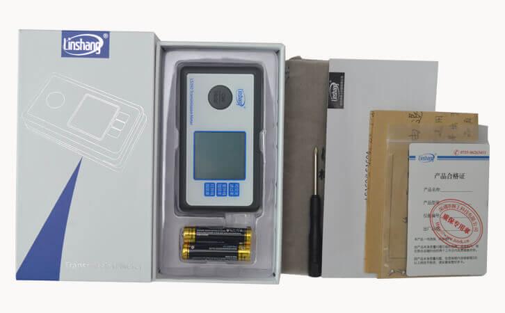 便携式隔热膜测试仪LS160包装