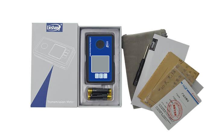 建筑膜测试仪LS160A包装
