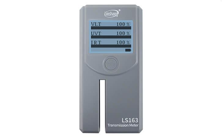 玻璃膜检测仪 LS163自校准界面