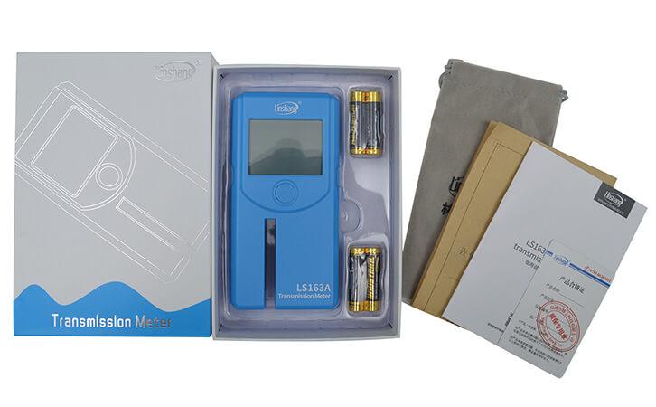 太阳膜测试仪163A包装