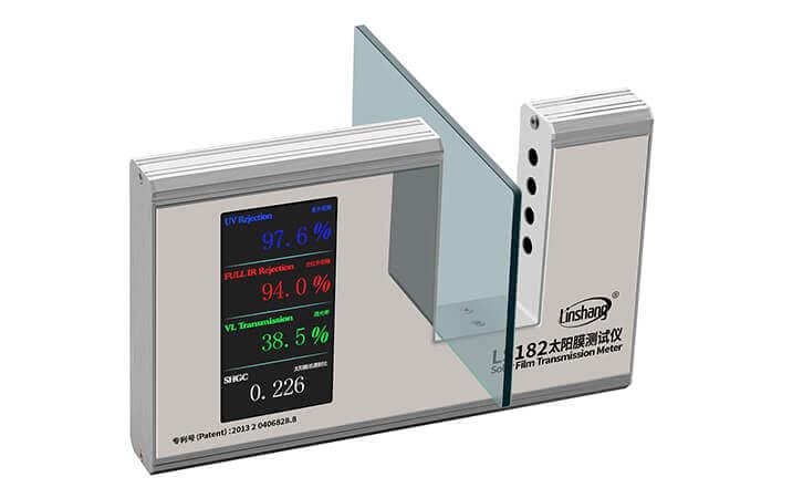LS182高精度全波段防爆膜测试仪
