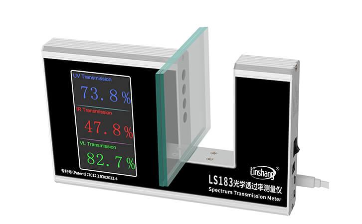 透过率测量仪实测